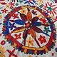hand embroidered banjara groom wedding headdress Sindh Pakistan. No:21/2