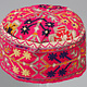 hand embroidered Women's Caps and Ceremonial Headdress from Gilgit-Baltistan No:21/A