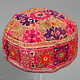 hand embroidered Women's Caps and Ceremonial Headdress from Gilgit-Baltistan No:21/C
