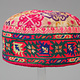 hand embroidered Women's Caps and Ceremonial Headdress from Gilgit-Baltistan No:21/M