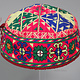 hand embroidered Women's Caps and Ceremonial Headdress from Gilgit-Baltistan No:21/ O