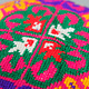 hand embroidered Women's Caps and Ceremonial Headdress from Gilgit-Baltistan No:21/P