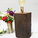 islamische antike orient massiv Holz Lampenfuß Lampensockel aus Nuristan Afghanistan Swat-tall pakistan NU4