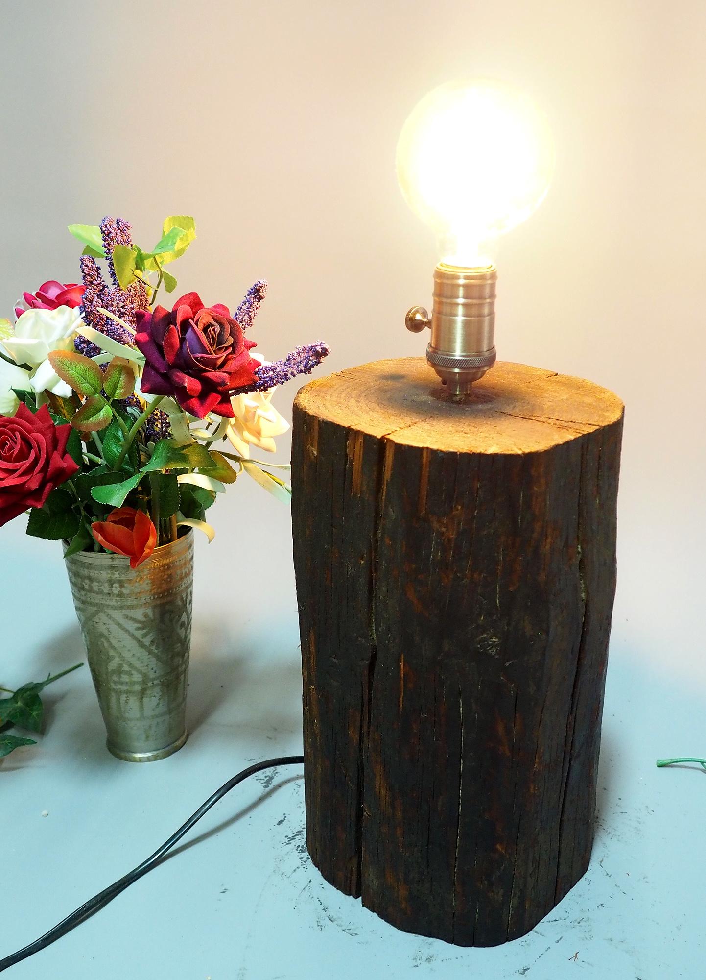 islamische antike orient massiv Holz Lampenfuß Lampensockel aus Nuristan Afghanistan Swat-tall pakistan NU5