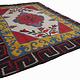 296x210 cm orient handgewebte Teppich Nomaden handgearbeitete Turkmenische nomanden Jurten Filzteppich Filz aus Nor Afghanistan shyrdak N701