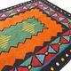 246x167 cm orient handgewebte Teppich Nomaden handgearbeitete Turkmenische nomanden Jurten Filzteppich Filz aus Nor Afghanistan shyrdak N700