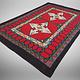 368x245 cm  tribal Nomadic Turkmen nomads Vintage felt rug rug from Afghanistan feltrug carpet shyrdak No-704