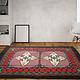 295x213 cm  Oriental Tribal Turkmen nomad Handmade Felt Rug from Afghanistan No-703