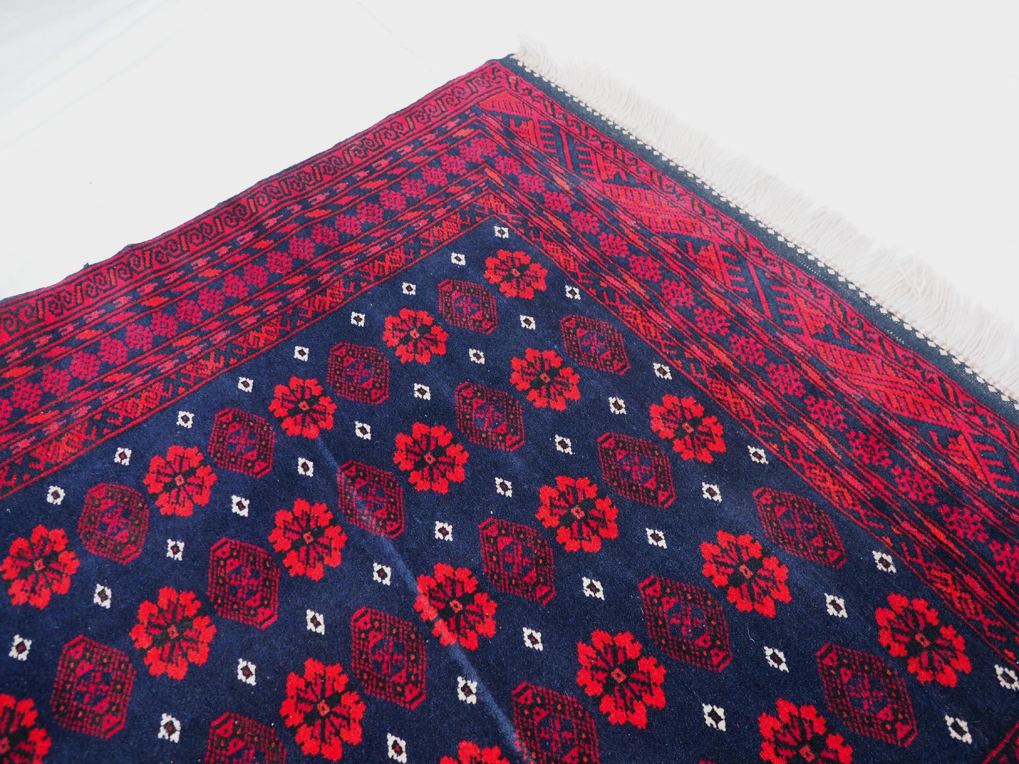 4,8x3,1 ft tribal Nomadic Beloch Vintage carpet rug runner carpet stair carpet corridor Hallway  No:21/1