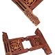 55 cm Ø  osmanisch ägyptisch marokkanisch orient Messing tablett Teetisch beisteltisch Afghanistan   21/G
