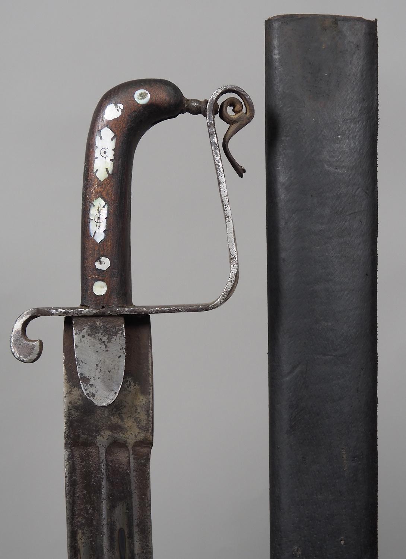 Afghanistan Shamshir An exceptional Sabre , A rare status afghan sword  Islamic  sword Dagger  No: KH15