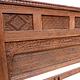 Antike  doppelbett  swat valley Nr:WL/B
