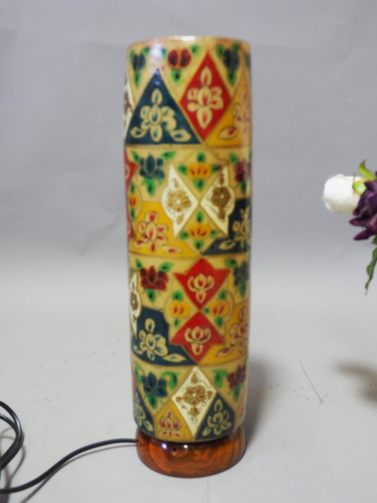 Orient Kamelleder Tischlampe IT/18