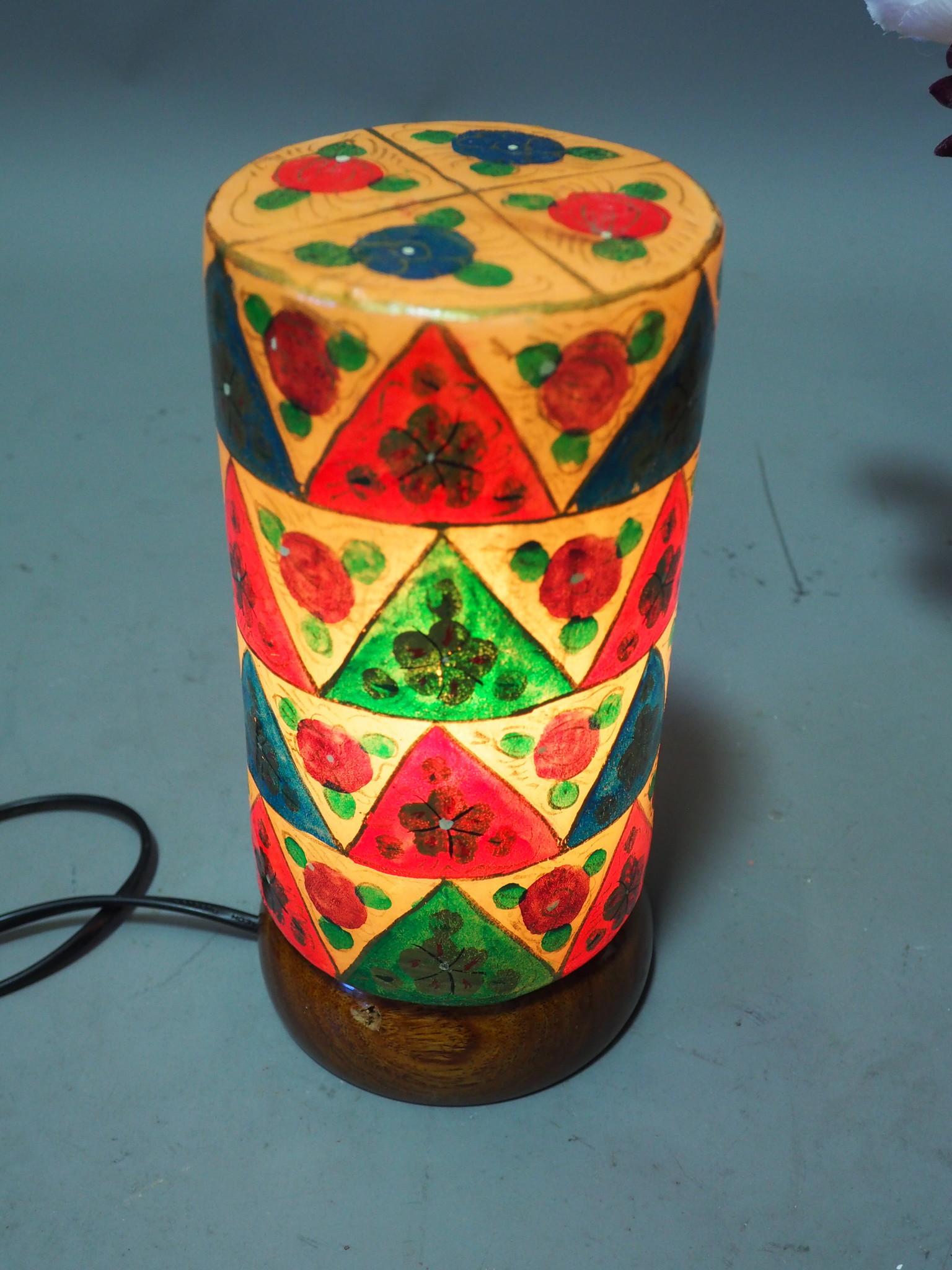 Orient Kamelleder Tischlampe IT/17