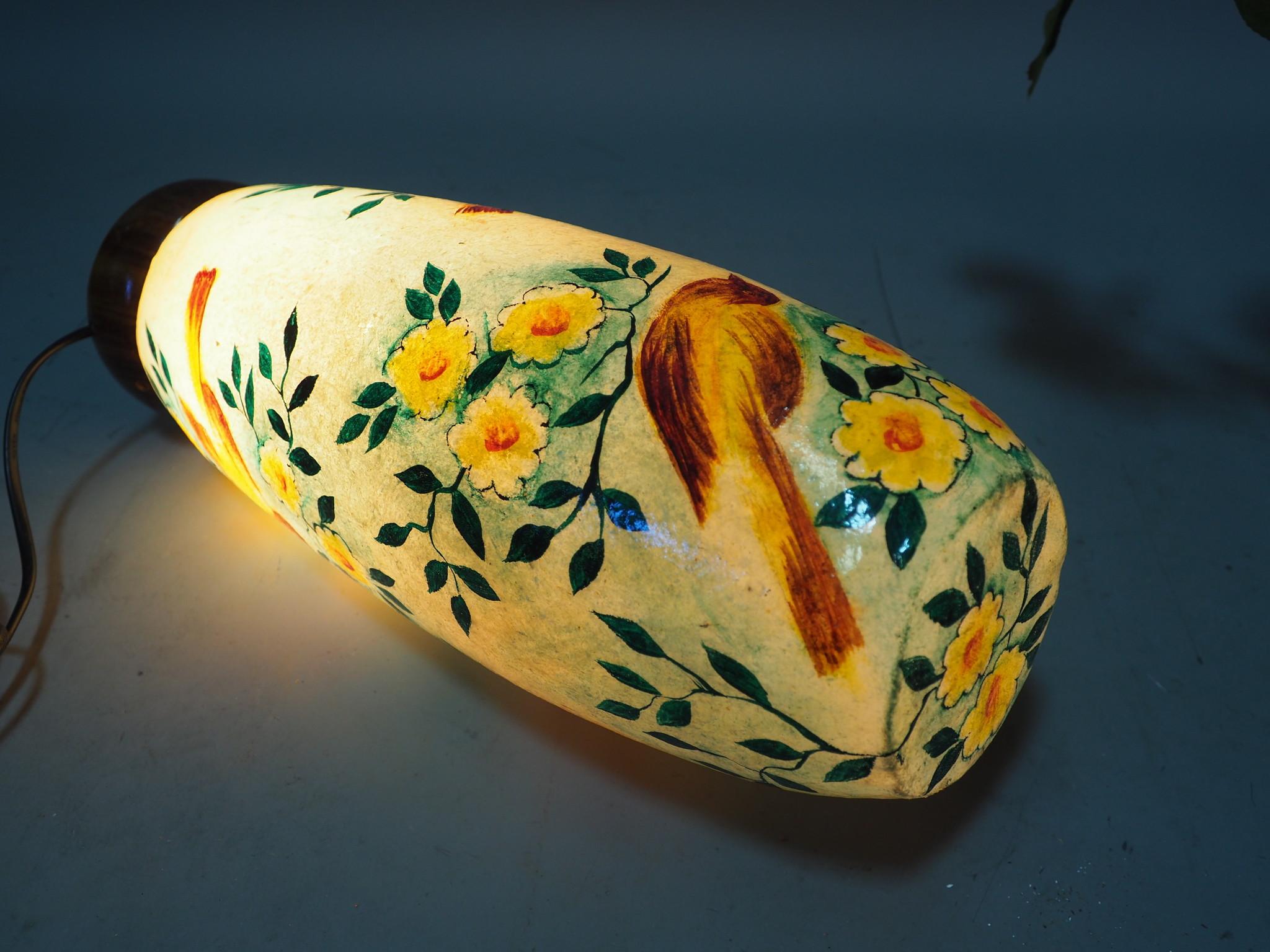 Orient Kamelleder Tischlampe IT/16