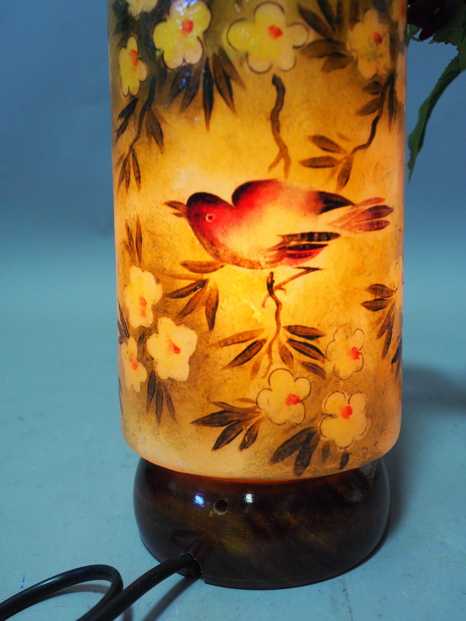 Orient Kamelleder Tischlampe IT/15