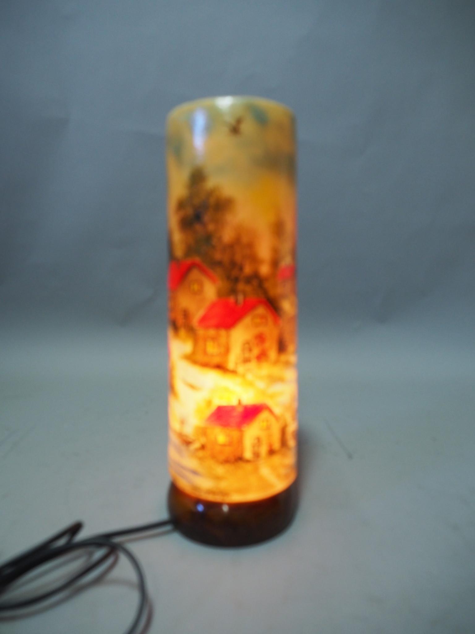Orient Kamelleder Tischlampe IT/5