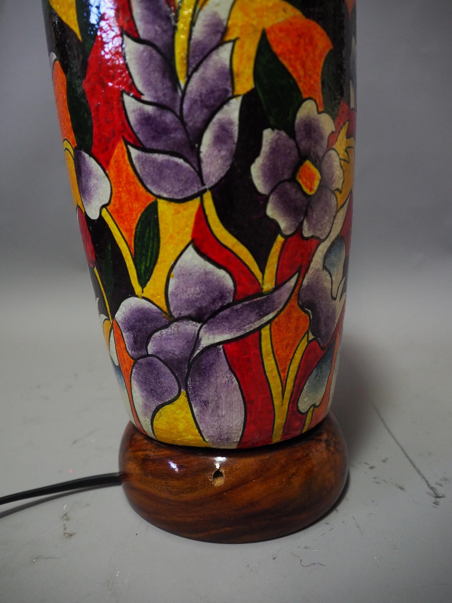 Orient Kamelleder Tischlampe IT/4