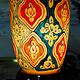 Orient Kamelleder Tischlampe IT/23