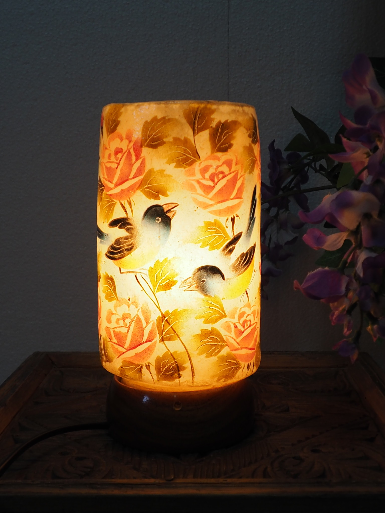 Orient Kamelleder Tischlampe IT/31