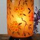 Orient Kamelleder Tischlampe IT/32