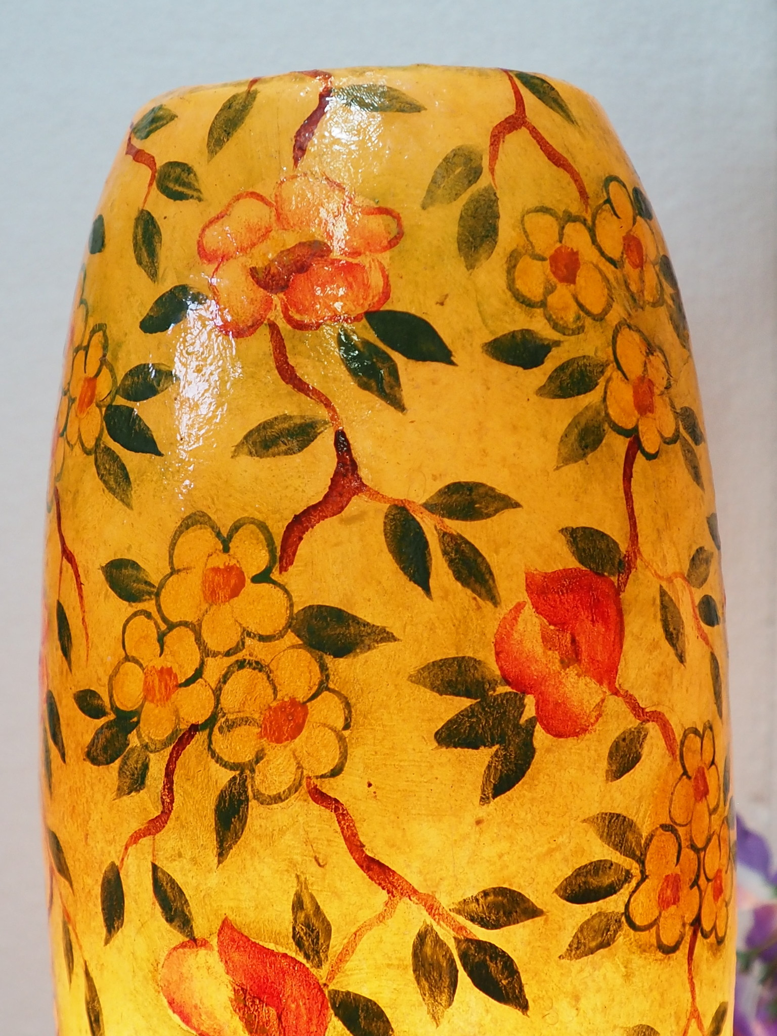 Orient Kamelleder Tischlampe IT/33