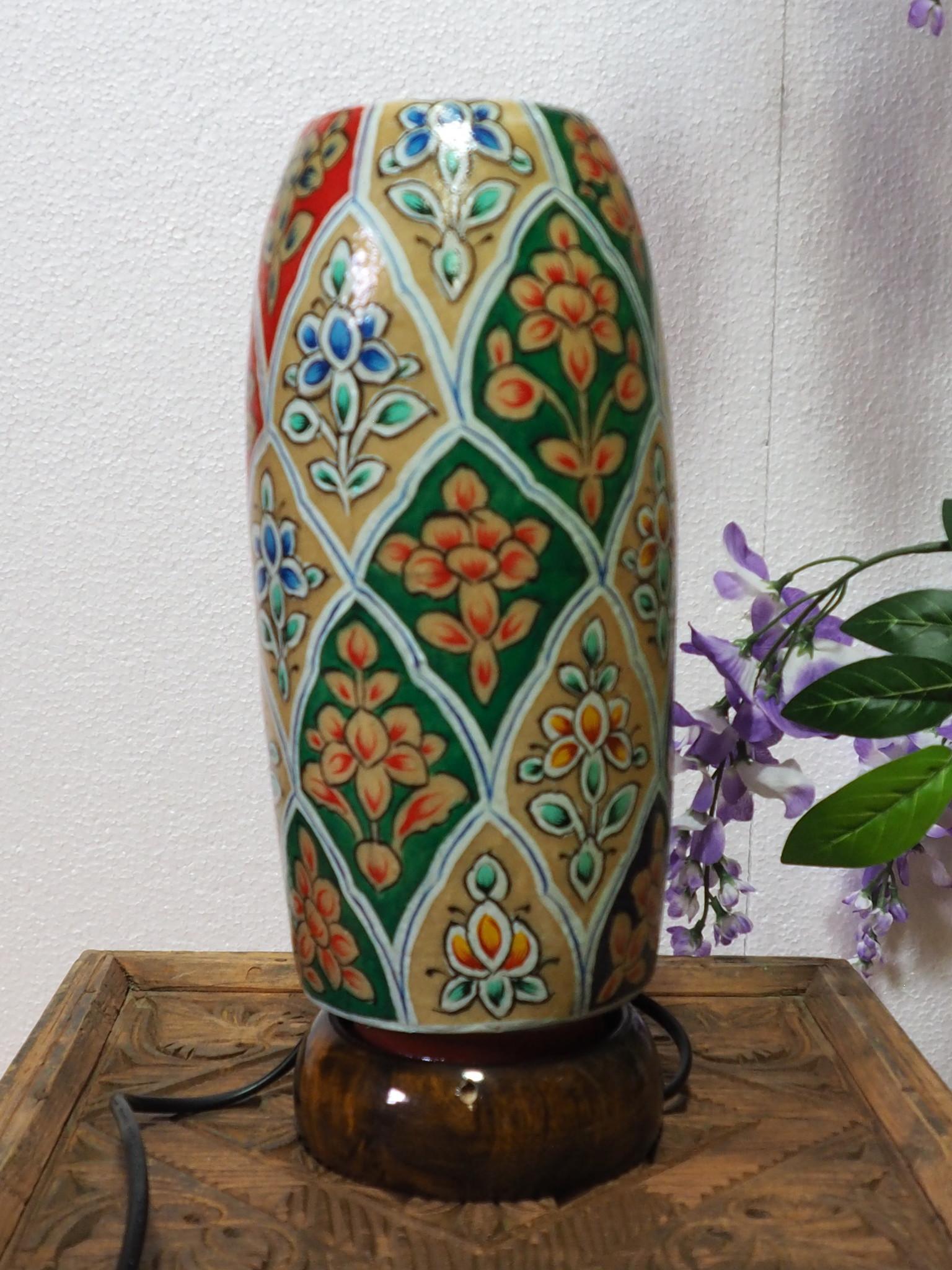 Orient Kamelleder Tischlampe IT/34
