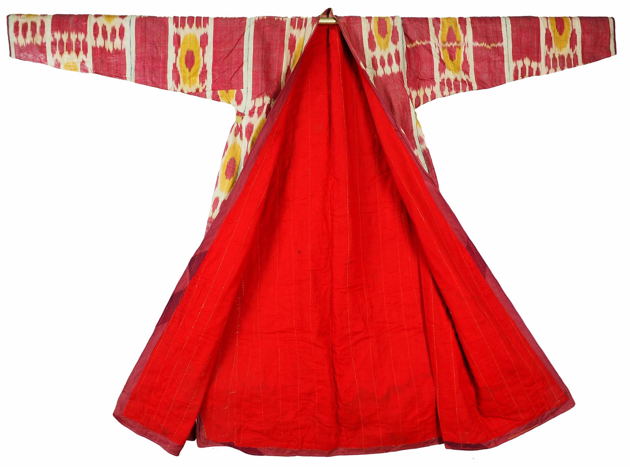 Antique women's silk coat chyrpy No:21/4