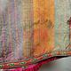 antike Usbekische Ikat Frauen Mantel Nr:21/6
