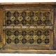60x50 cm  Antique Mashrabiya Tea table side table india  Nr:21-C
