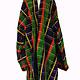 Antike Seiden Samt  Kleid aus Usbekistan No:21/10