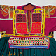 2 piece vintage hand embroidered nomadic Kuchi Ethnic dress from Afghanistan No-WL21-1