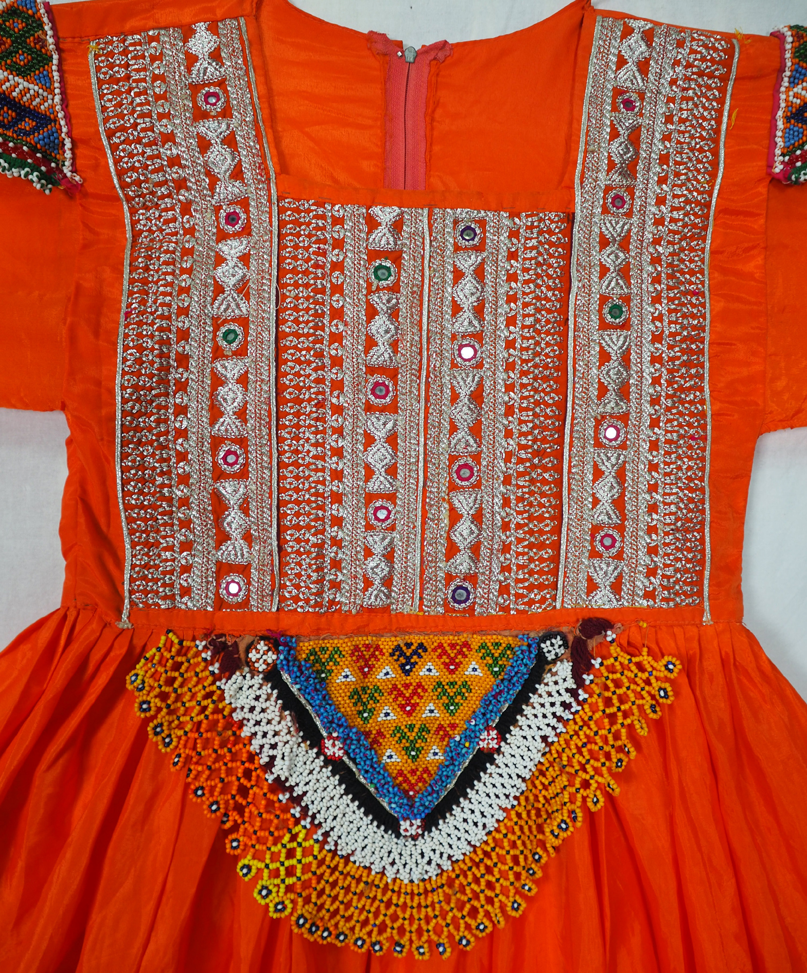 vintage hand embroidered nomadic Kuchi Ethnic dress from Afghanistan No-WL21-3