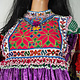 vintage hand embroidered nomadic Kuchi Ethnic dress from Afghanistan No-WL21-5