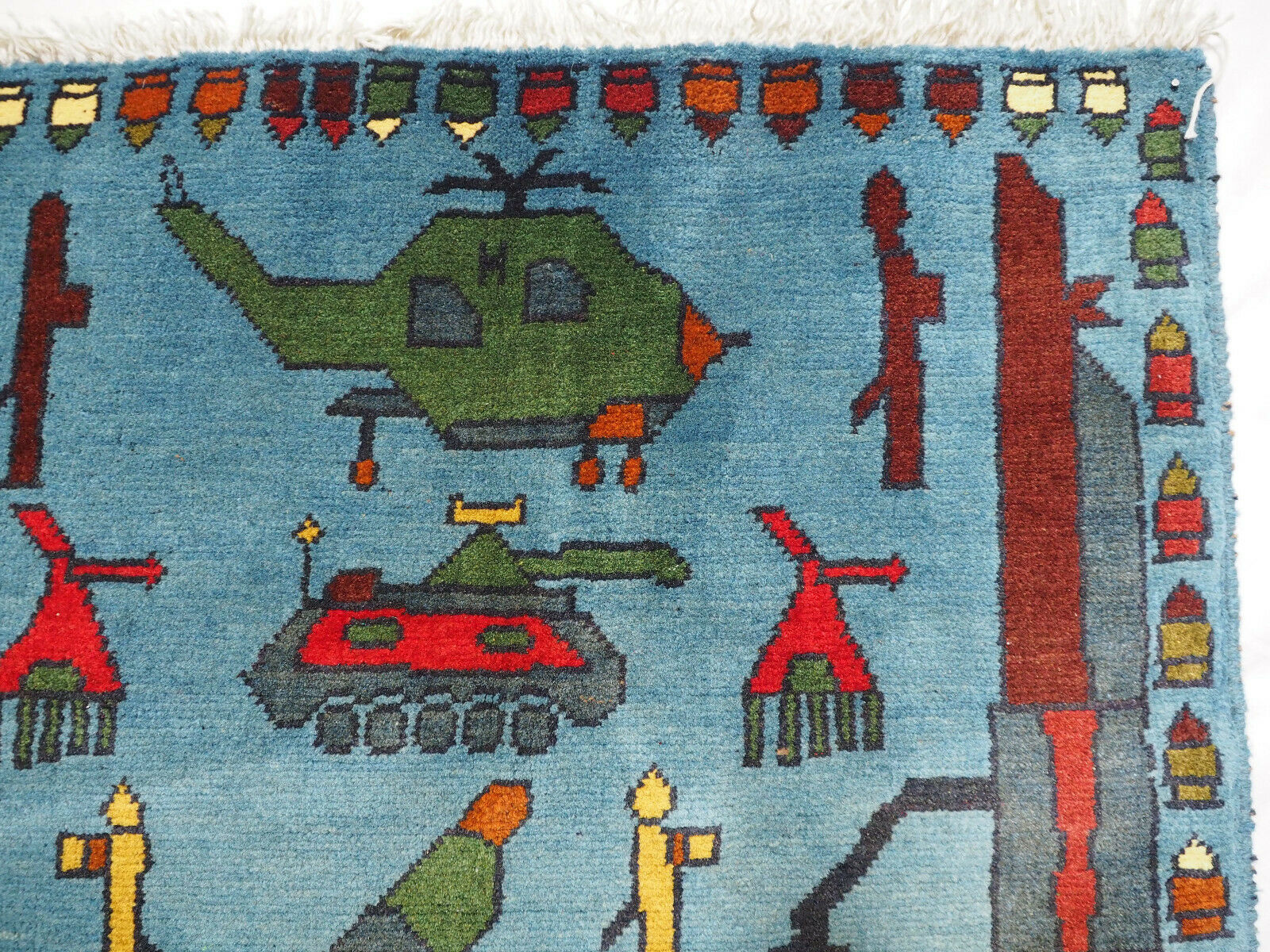 148x101 cm Afghan  Warrug Afghanistan AFG21G