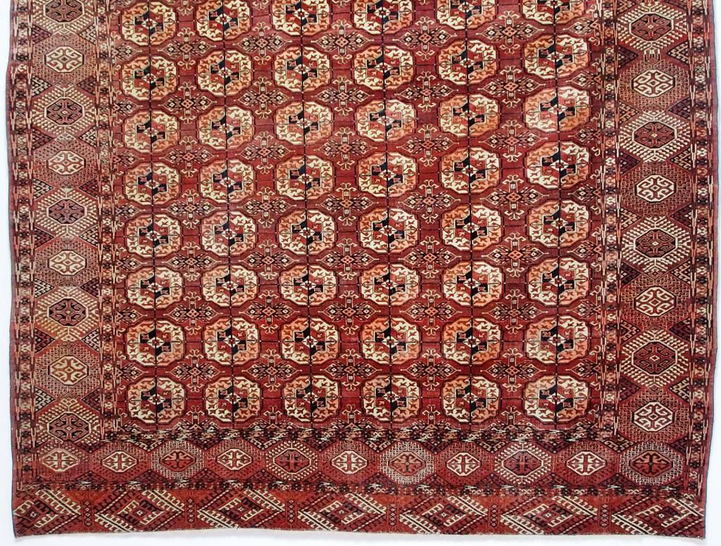 antik Bukhara Teppich 322x242 cm Nr:16/6