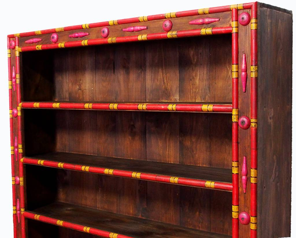 Bücherregal Punjab 1