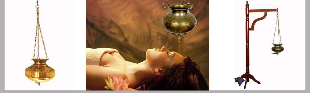 shirodhara ayurveda stirnguss