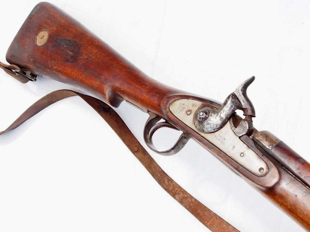 Afghan flintlock rifle  No: GW-3