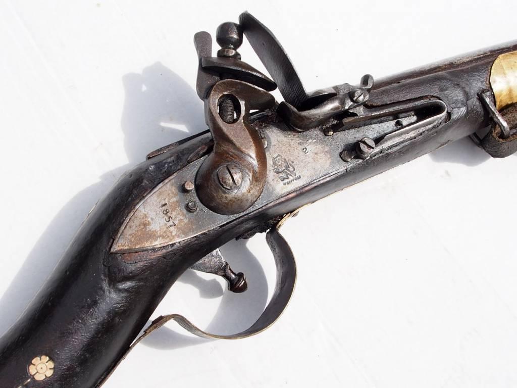 Steinschloßgewehr Nr:GW-4