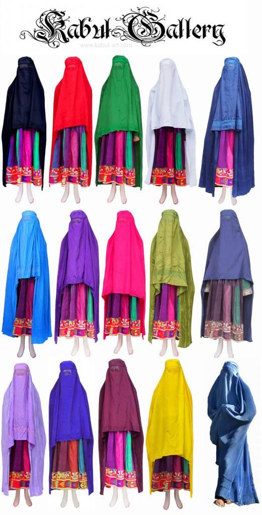 Burka Gelb (B)