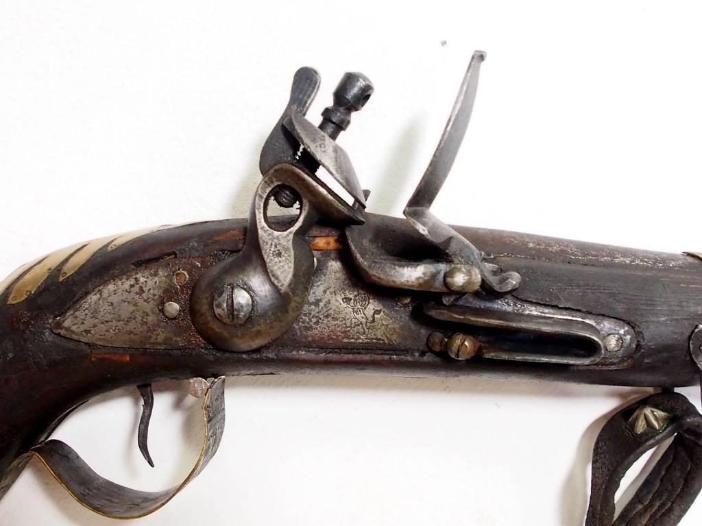Afghan flintlock rifle  No: GW-8