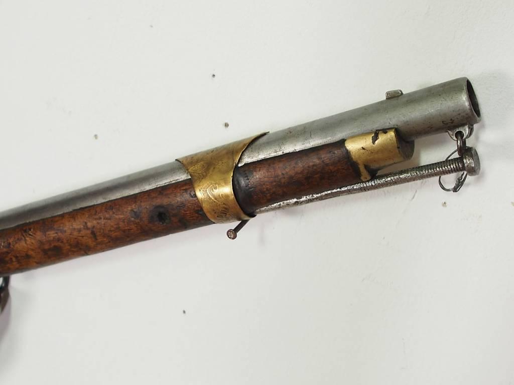 Afghan flintlock rifle  No: GW-9