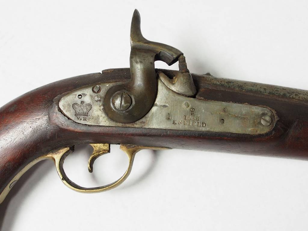 Steinschlosspistole Gewehr aus Afghanistan Nr-PS-5