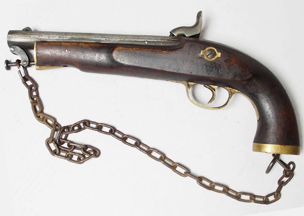 Steinschlosspistole Gewehr aus Afghanistan Nr-PS-8