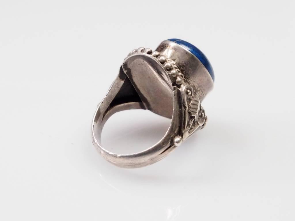 Lapis ring Nr:90
