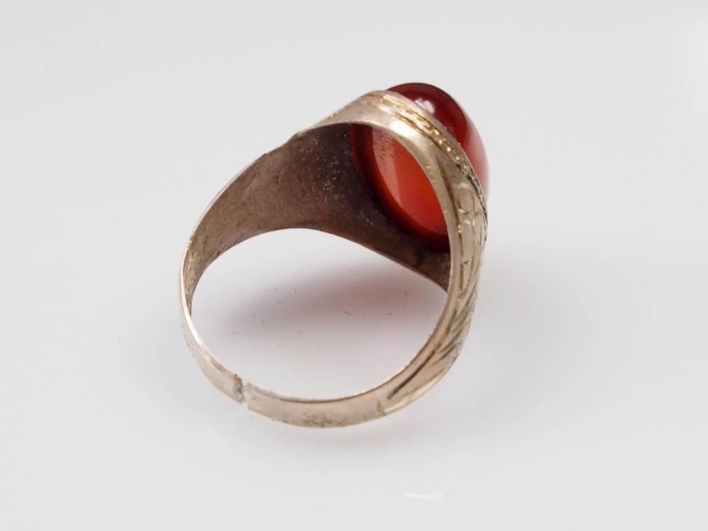 Karneol ring Nr:221