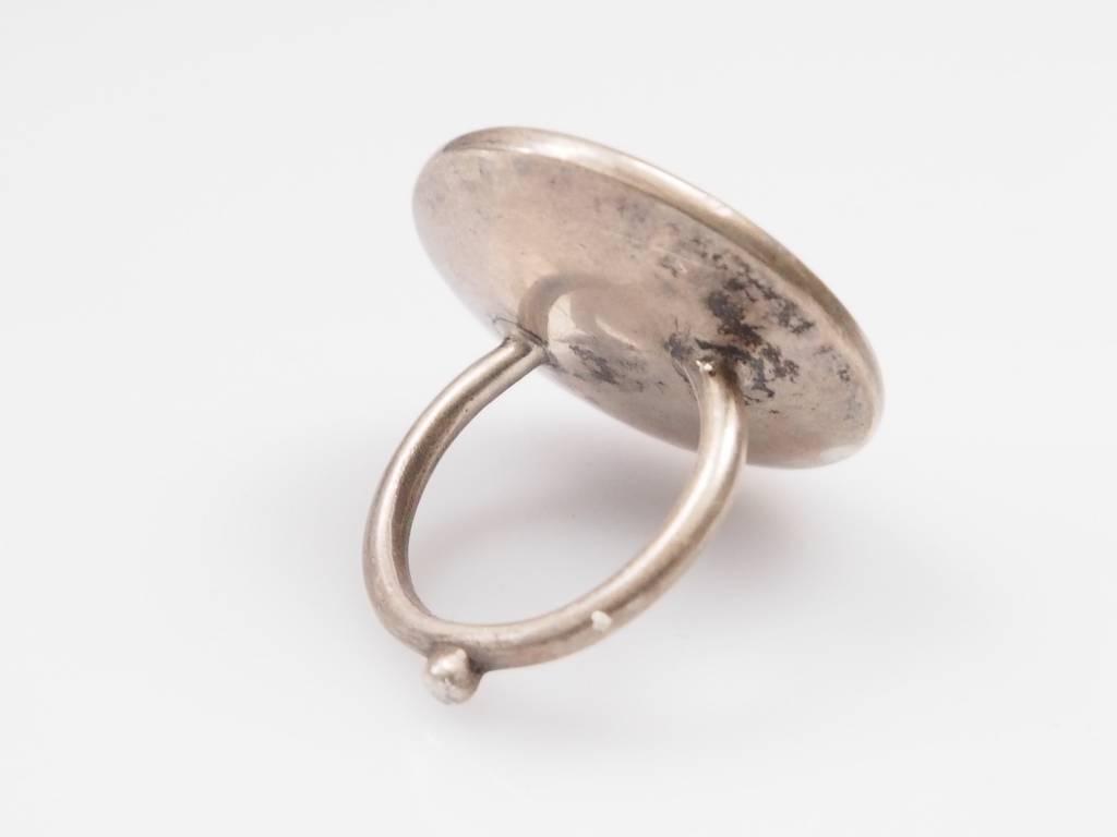 Karneol Amulett ring Nr:227