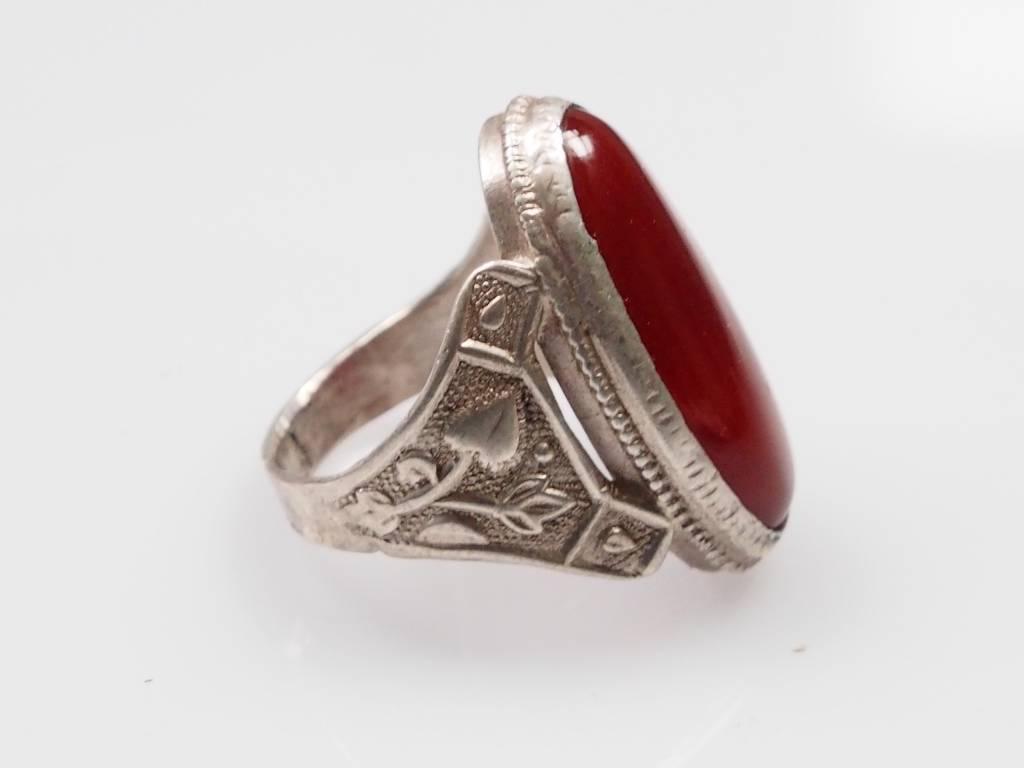 Karneol  ring Nr:229