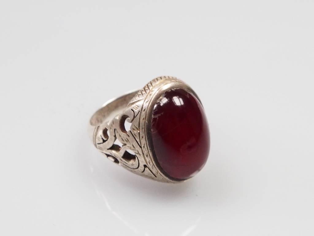 Karneol  ring Nr:231